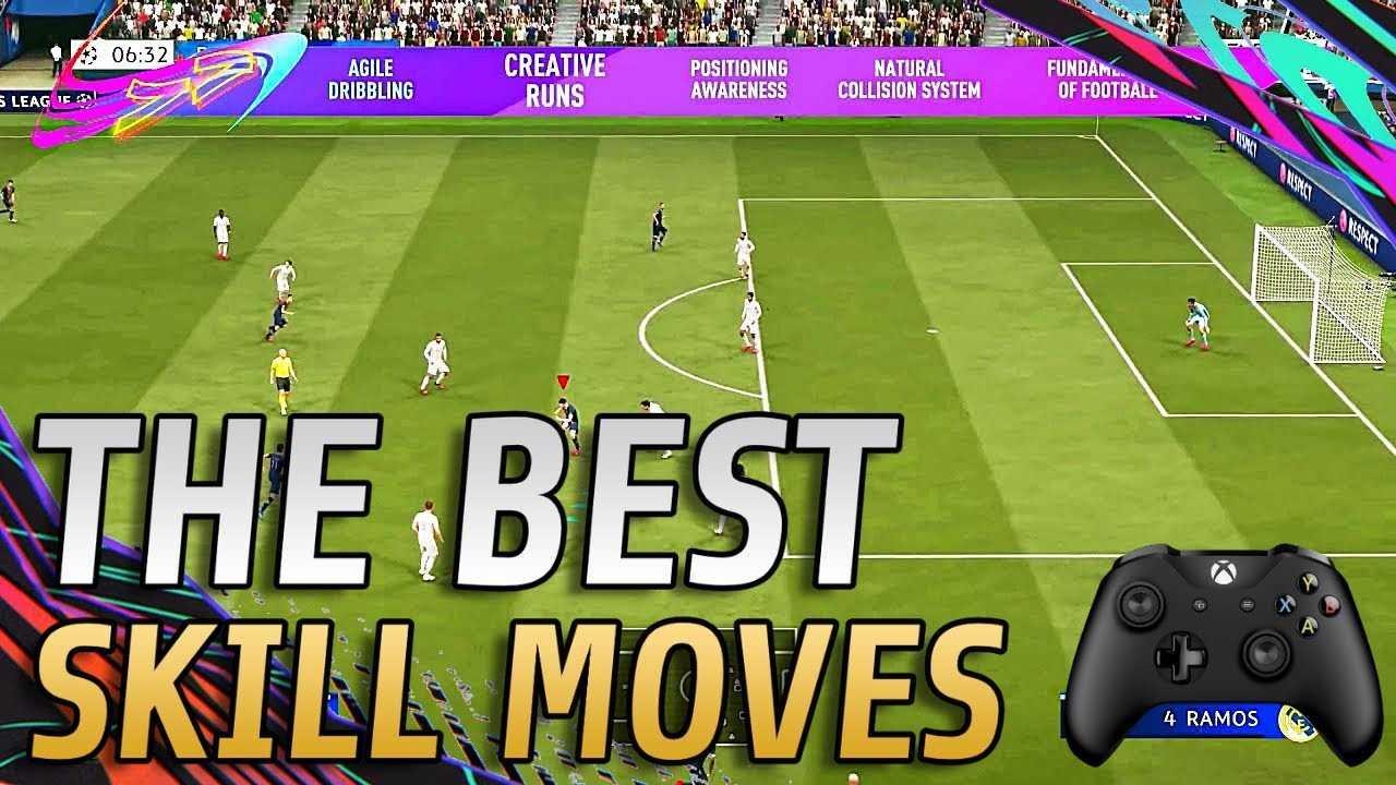 FIFA 21 Skill Moves Tutorial