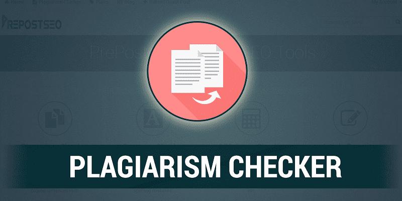 plagiarism checker