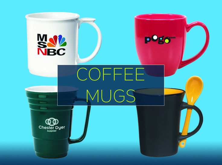Choose Custom Mugs for Your Business and Brand Promotions