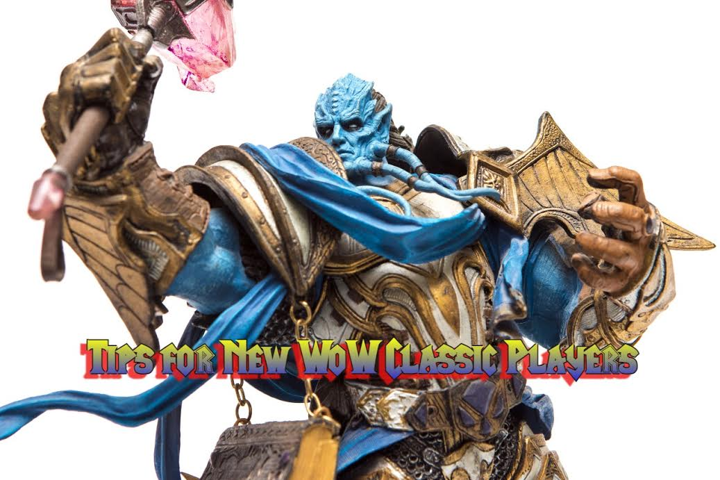 WoW Classic Tips for New Players
